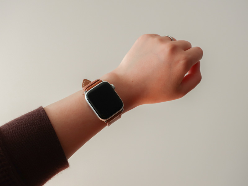 Apple Watch アップルウォッチ  寝落ち対策